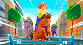 Cartoon Horse Riding Derby Racing Game For Kids Achievements Google Play Exophase Com