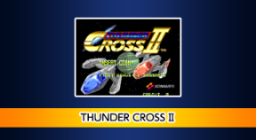 Arcade Archives THUNDER CROSS II Trophées - PS4 - Exophase.com