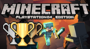 Minecraft Playstation 4 Edition Trophies Ps4 Exophase Com